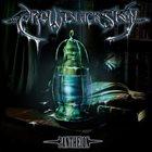 CROW BLACK SKY Pantheion album cover