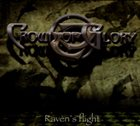 CROWN OF GLORY Raven's Flight album cover
