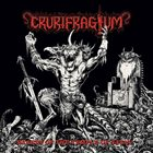 CRURIFRAGIUM Beasts of the Temple of Satan album cover