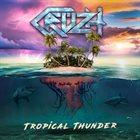 CRUZH Tropical Thunder album cover