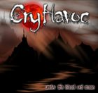 CRY HAVOC Under The Blood Red Moon album cover