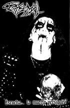 CRYFEMAL Escucha... La Muerte Persigue!! album cover