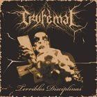 CRYFEMAL Terribles Disciplinas album cover