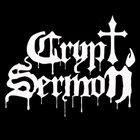 CRYPT SERMON Demo MMXIII album cover