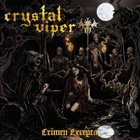 CRYSTAL VIPER Crimen Excepta album cover