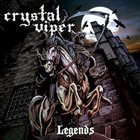 CRYSTAL VIPER Legends album cover