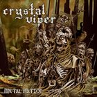 CRYSTAL VIPER Metal Nation album cover