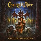 CRYSTAL VIPER Queen of the Witches album cover
