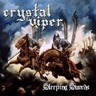 CRYSTAL VIPER Sleeping Swords album cover