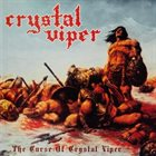 CRYSTAL VIPER The Curse of Crystal Viper album cover