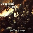 CRYSTAL VIPER The Last Axeman album cover
