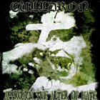 CULLDRON Approach The Alter Of Hate album cover