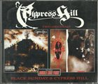CYPRESS HILL Black Sunday & Cypress Hill album cover