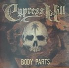 CYPRESS HILL Body Parts album cover