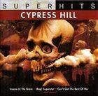 CYPRESS HILL Super Hits album cover