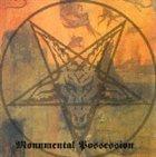 DØDHEIMSGARD Monumental Possession album cover