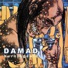 DAMAD Burning Cold album cover