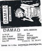 DAMAD Hotel American album cover