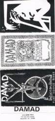 DAMAD Plus Equals Minus album cover