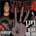 DANZIG Live on the Black Hand Side album cover
