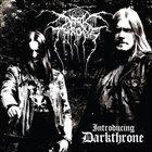 DARKTHRONE Introducing Darkthrone album cover