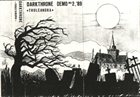 DARKTHRONE Thulcandra album cover
