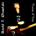 DAVID T. CHASTAIN Prisoner of Time album cover