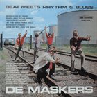DE MASKERS Beat Meets Rhythm & Blues album cover
