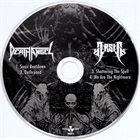 DEATH ANGEL Death Angel / Arsis album cover