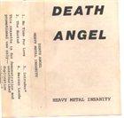 DEATH ANGEL Heavy Metal Insanity album cover