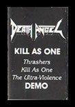 DEATH ANGEL Kill As One album cover