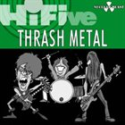 DEATH ANGEL Nuclear Blast Presents Thrash Metal album cover