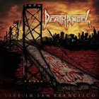 DEATH ANGEL The Bay Calls for Blood - Live in San Francisco album cover