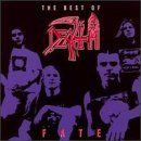 DEATH Fate: The Best of Death album cover