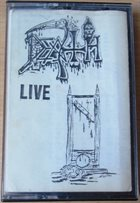 DEATH Live Tape #4 album cover