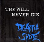 DEATH SIDE The Will Never Die 〜 Single & V.A Collection album cover