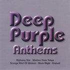 DEEP PURPLE Anthems album cover