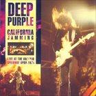 DEEP PURPLE California Jamming album cover