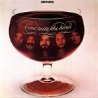 DEEP PURPLE Come Taste The Band album cover