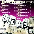 DEEP PURPLE Golden Ballads album cover