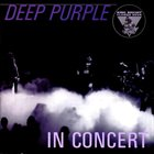 DEEP PURPLE King Biscuit Flower Hour Presents: Deep Purple In Concert album cover