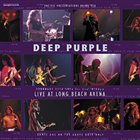 DEEP PURPLE Live At Long Beach Arena album cover