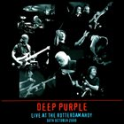 DEEP PURPLE Live At The Rotterdam Ahoy album cover