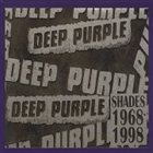 DEEP PURPLE Shades 1968-1998 album cover