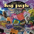 DEEP PURPLE Singles & E.P. Anthology '68-'80 album cover