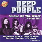 DEEP PURPLE Smoke On The Water & Other Hits album cover