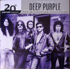 DEEP PURPLE The Best Of Deep Purple (Mercury) album cover