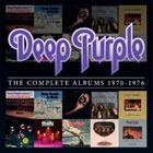 DEEP PURPLE The Complete Albums 1970-1976 album cover