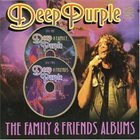 DEEP PURPLE The Family & Friends Albums album cover