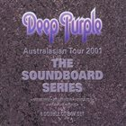 DEEP PURPLE The Soundboard Series album cover